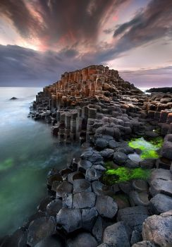 Giants Causeway, Ireland