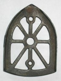 cast iron stand