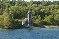 East Channel Lighthouse - Grand Island
