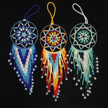 Trio of Dreamcatchers