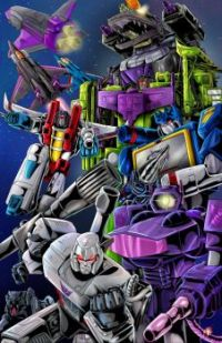 Decepticons by wil_woods