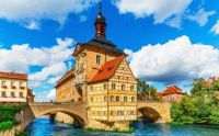 City Hall, Bamberg, Bavaria, Germany