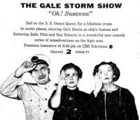 THEME: Favorite TV Shows - The Gale Storm Show - Oh! Susanna.