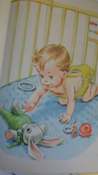 When You Were a Baby illustration-4