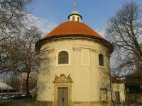 Kostel sv. Rocha, Šebestiána a Rozálie na Olšanském náměstí / Praha 3