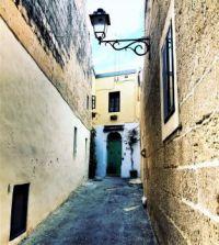 Beautiful Alleys Of Siġġiewi, Malta