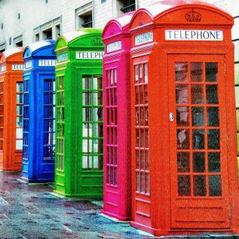 Conversation colours