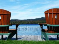 Chairs on Fourth Lake