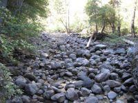 Stream Bed near Vernal Falls