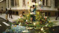 Couple Kissing Photoshop 1366x768 HD