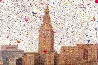 1.5 Million Balloons Over Cleveland