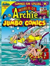 World of Archie D. D. #110 Summer Fun