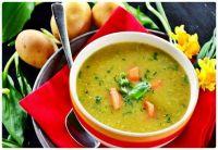 Delicious Bowl of Potato Soup