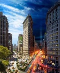 New York, Day and Night