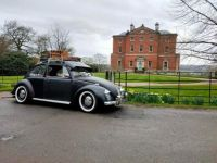 Restored VW Bug Ready to Roll