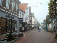 Foggy Autum shopping