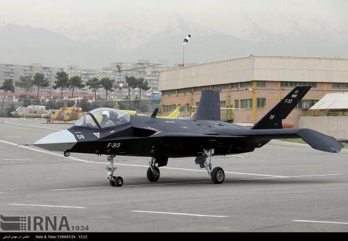 Iranian sophisticated training jet