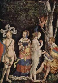 Manuel - The Judgement of Paris (1520)