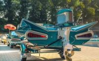1959 Chevy Impala with matching motor boat-01