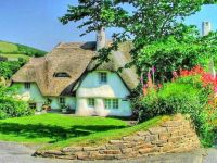 Cornwall Thatched Cottage
