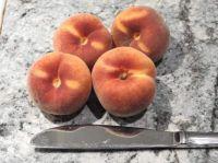 Four Mini Peaches