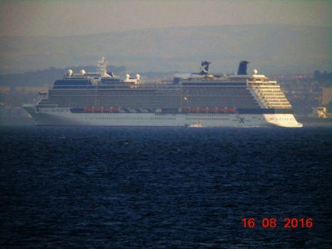 Cruise Ship Celebrity Silhouette