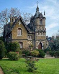 Holly Lodge Estate, Highgate, London, England