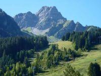 Mont de Grange, summer view