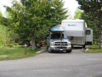 Camping in B.C. (Canada)