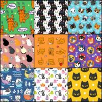 Cat patterns 2