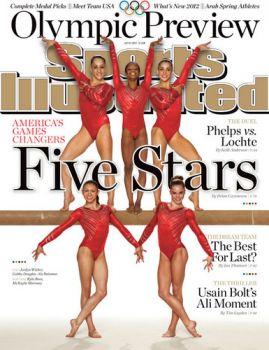 Fab 5... 2012 Olympics