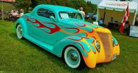 1937 Ford coupe!  Bandit...