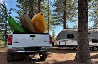 El Dorado National Forest camping