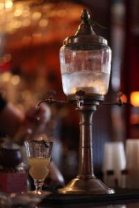 Absinthe #5 - Absinthe fountain - 5th in a series