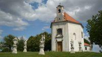 Kaple sv. Jana Nepomuckého - Řešice