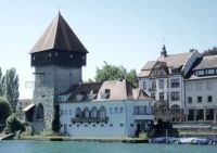 Tower Building, Konstanz Germany