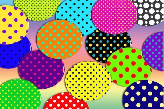 Dotty Buttons