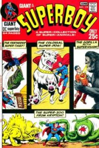 Superboy And The Super-Animals