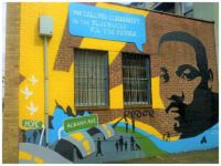 Dr. Martin Luther King, Jr. mural