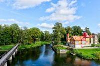 serene setting in Estonia