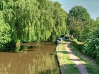 A cruise along the Trent and Mersey Canal, Hardings Wood Junction to Derwent Mouth (343)