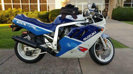 1988 Suzuki GSXR750