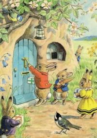 Peter Rabbits Birthday Party