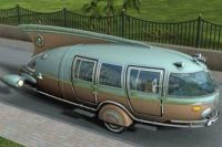1938 Dymaxion car