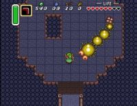 Theme #2: The Legend Of Zelda Bosses: Moldorm (third boss in A Link To The Past)
