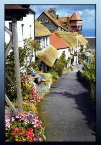 The Rising Sun Hotel, Mars Hill, Lynmouth, UK