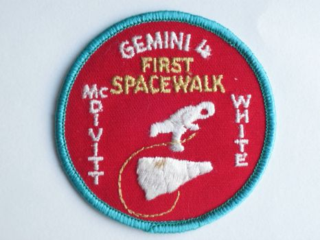 Series: Space Program Patch: Gemini 4