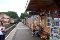 Bishops Lydeard Railway Station, West Somerset Railway