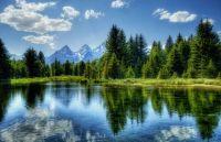 Grand Teton National Park, Wyoming USA