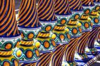 Algeciras ceramic handrail